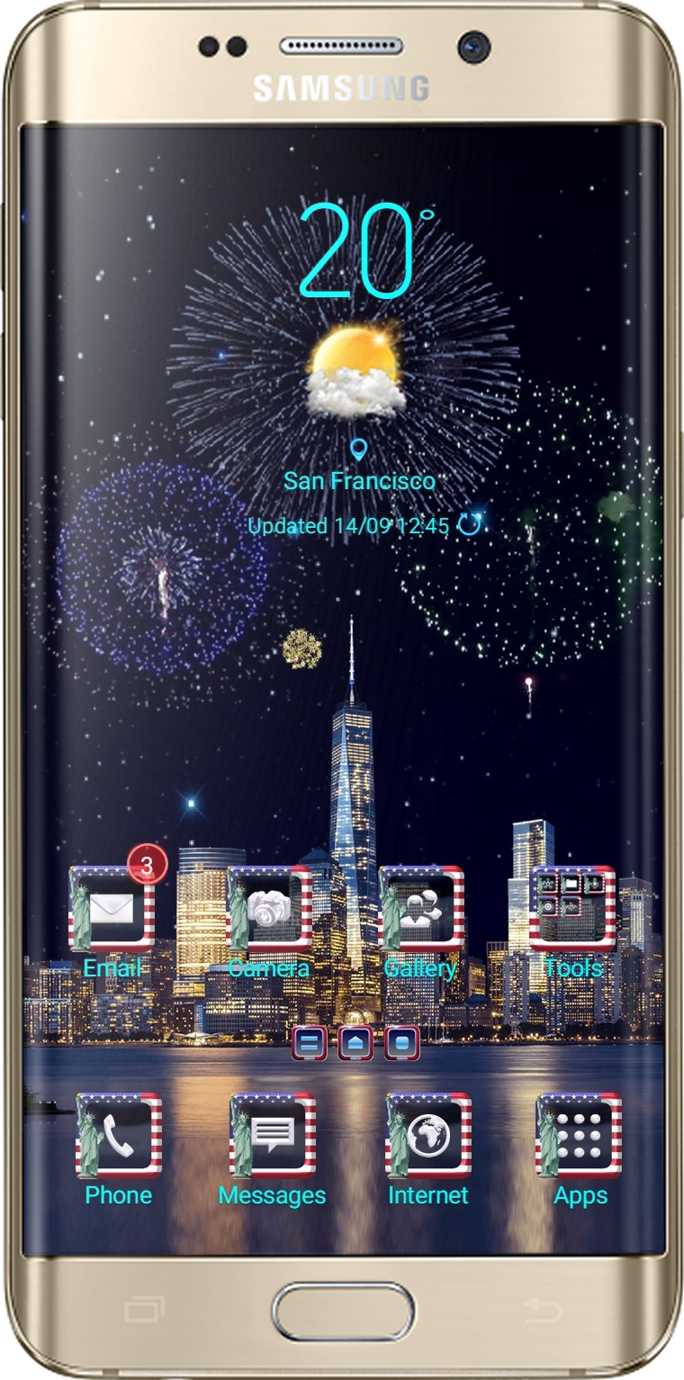 Freedom Tower Theme App