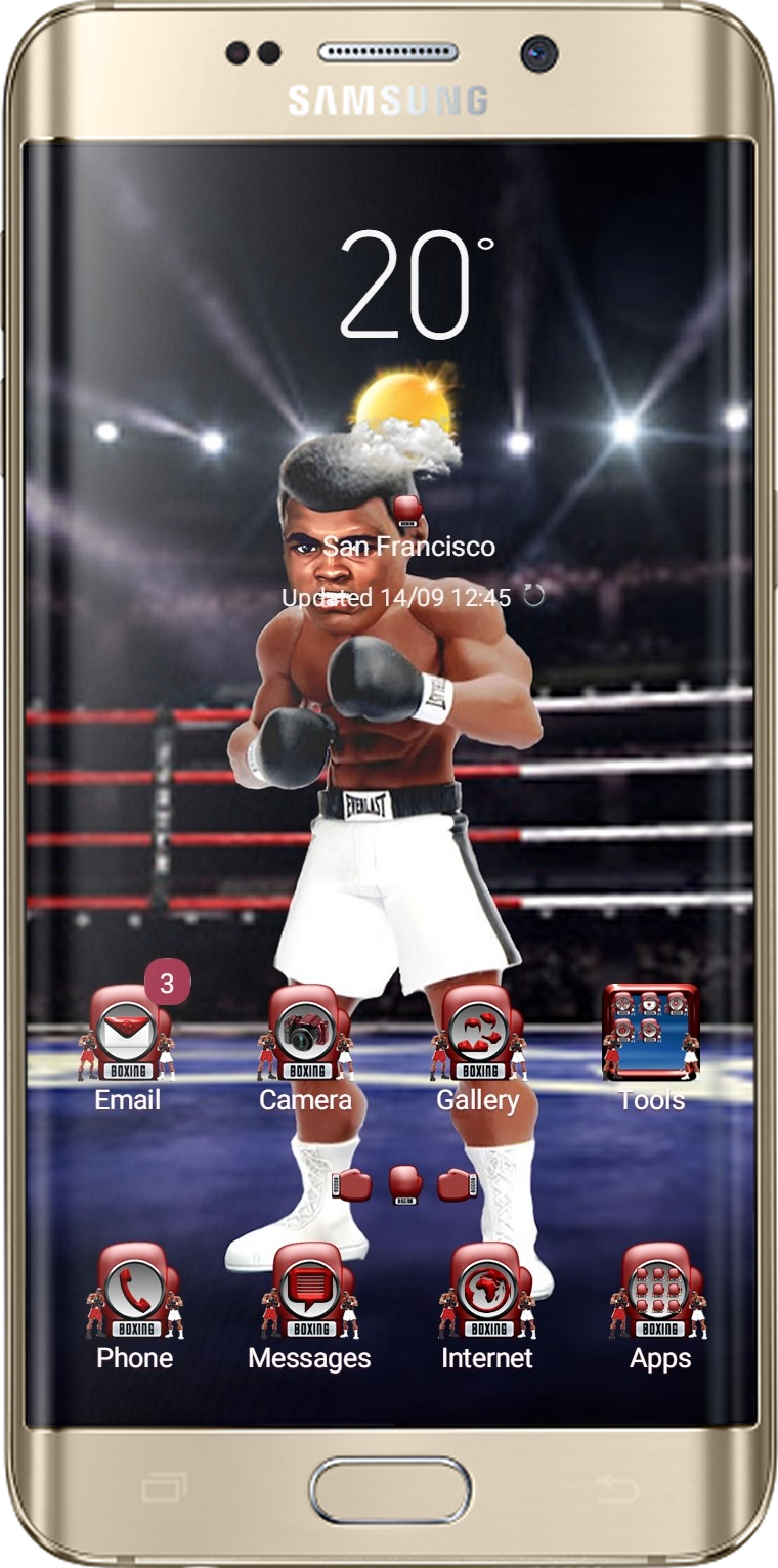The Greatest Boxing App